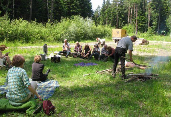 17W - Kumakowo-mistyczny piknik.