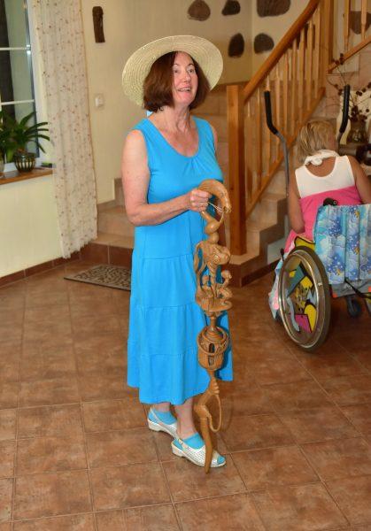 14. Jola z tongai w stroju kolonialnym